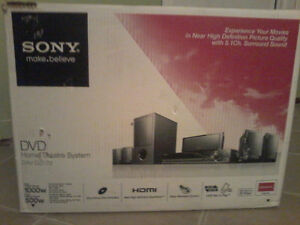 Sony Theater surround sound system