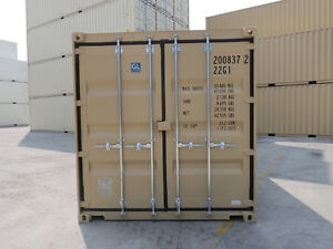 New containers for sale! Great for storage!!