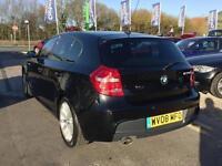 2008 BMW 1 SERIES 120d M Sport