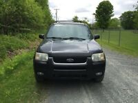 Ford Escape 2002 4x4 Full Equip