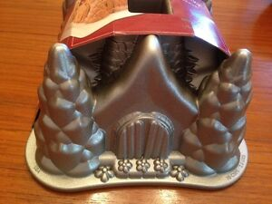 Fairytale Cottage Bundt Cake Pan