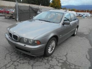 2002 BMW 540i Auto New Winter Tiers Excellent Condition