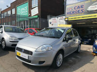 2007 FIAT GRAND PUNTO 1.2 ACTIVE ( AA )12 MONTH BREAKDOWN COVER INCLUDED