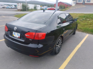 2014 VW Jetta Turbo(TSi) highline
