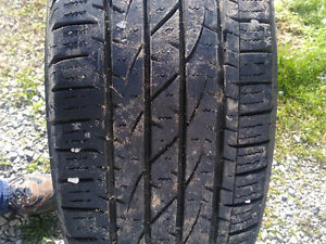 P225/75R16 Firestone Destination Tires and Rims