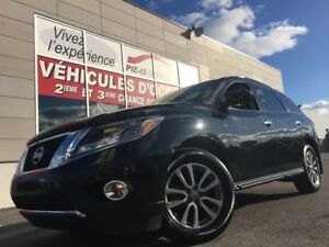 Nissan Pathfinder SV+AWD+MAGS+7PASS+A/C+GR.ELEC+WOW! 2015