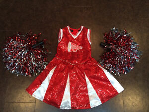 Cheer leader costume