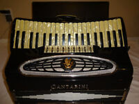 ANTIC CANTARINI Accordion.