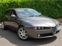 Alfa Romeo 159 Sportwagon 1.9JTDM 16v Lusso AN EXEC LOW MILEAGE EXAMPLE!