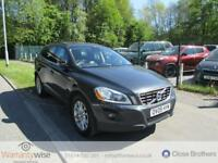 VOLVO XC60 D SE LUX AWD, Grey, Manual, Diesel, 2009 1 OWNER FROM NEW