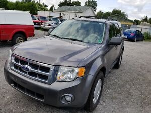 FORD ESCAPE  2011  XLT  4X4