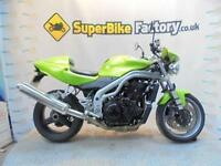 2003 52 TRIUMPH SPEED TRIPLE 955I