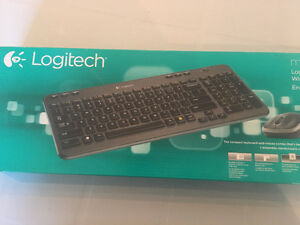 Logitech Wireless Keyboard Cambridge Kitchener Area image 2