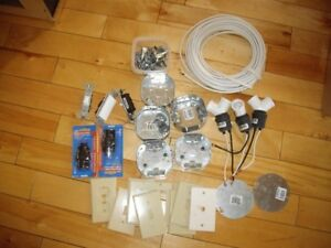 Electrical Accessories (Junction Boxes, Cables, etc.)