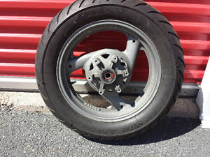 FJ1200 Rims and Tires