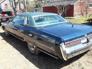 1975 Buick with 39000 original miles Weekend special