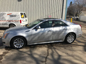 2010 Cadillac CTS Loaded Sedan