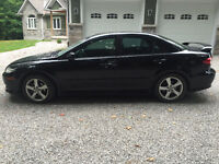 2004 Mazda 6 - Low Km's plus Winter Tires!!