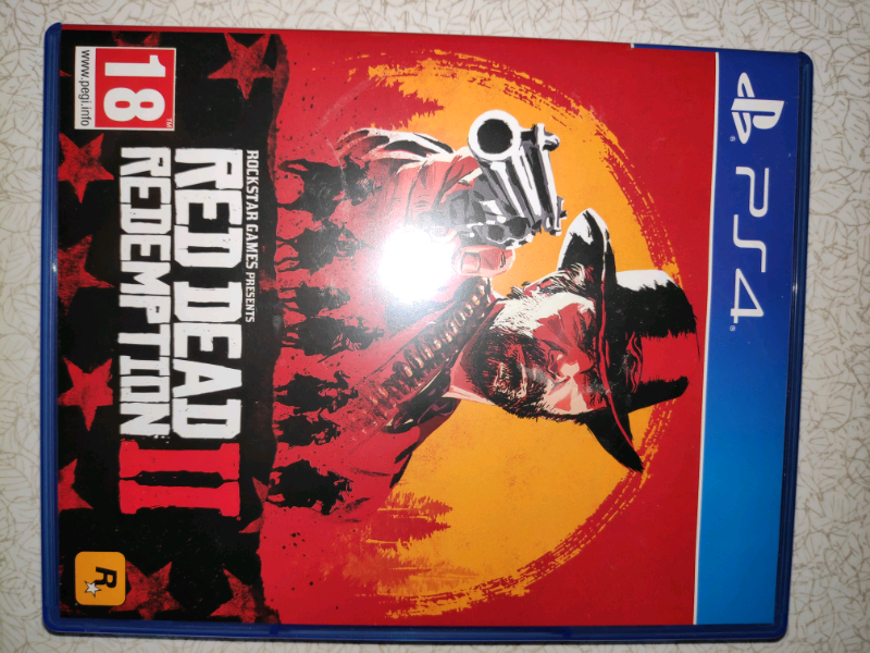 Red Dead Redemption 2 - Playstation 4 (PS4) Game | in Norwich, Norfolk |  Gumtree