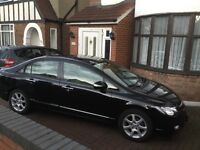 HONDA CIVIC 1.3l EX HYBRID AUTOMATIC