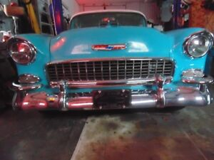 chevy 1955 to 57