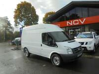 2011 FORD TRANSIT High Roof Van TDCi 100ps