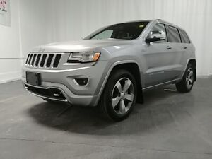 2015 Jeep Grand Cherokee OVERLAND  - Navigation