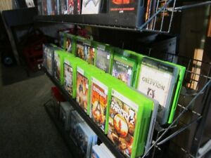120 GIG X BOX 360 System With One Remote & 3 Games Of Choice!!