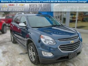 2017 Chevrolet Equinox Premier | Leather | Rear Park Assist  - $