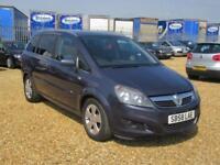 Vauxhall/Opel Zafira 1.9CDTi ( 120ps ) 2008MY SRi