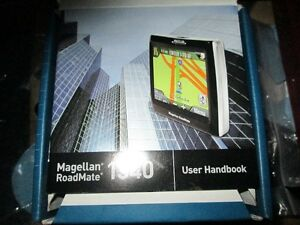 MAGELLAN 1340 GPS (NEW WITH MANUAL /ACCESSORIES