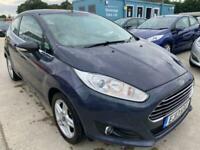 2013 Ford Fiesta 1.0 EcoBoost Zetec (s/s) 3dr