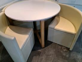 Large space saving kitchen/dinning table
