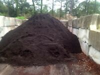 Top Quality soil and mulch with delivery