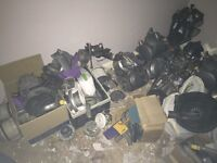 Joblot of Dyson hoovers and parts
