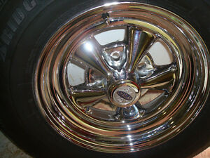 Crager S/S Rims with Bridgestone tires