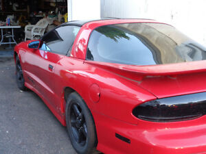 1996 Pontiac Trans Am Coupe (2 door)