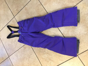 Ladies Small FireFly Snow Pants - fits ladies 1/3 or girls 12/14