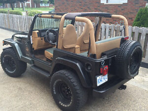 1998 Jeep Wrangler Coupe (2 door)