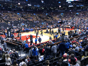 Toronto Raptors Game 2 and 5.....Up to 18 tickets in a row