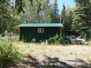 7.5 acre lot minutes to Fort St James Prince George British Columbia image 5