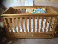 Mamas & Papas ocean nursery furniture