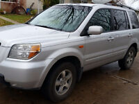 2006 Honda Pilot Private sale no tax SUV, Crossover