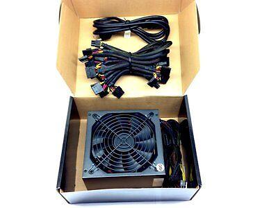 975W 975 Watt Modular Connectors ATX Power Supply Silent 14CM Fan 900W 950W SLI