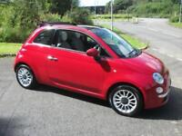 2009 59 FIAT 500 1.2 C LOUNGE 3D 69 BHP ** PART EXCHANGE WELCOME **