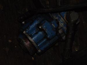 Pompe hydrolique pour pto de tracteur