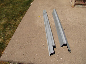 1949 - 1952 PLYMOUTH OUTER ROCKER PANELS