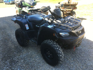 2017 SUZUKI 750 KING QUAD (EPS)....FINANCING AVAILABLE