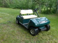 Golf Cart Club Car electric