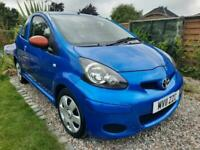Toyota ** AYGO ** 3 Door 2007 **ONLY 40K MILES** -£20 Road Tax- CHEAP INSURANCE